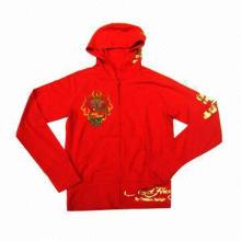 Yoga Jacket/Hoody, Pigment Print