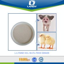 L-LYSINE HCL 98.5% FEED GRADE