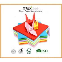 Tamanho 120 * 120mm Origami Paper