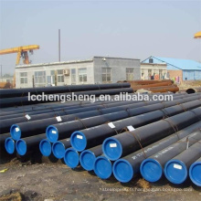 ASTM A178 GrC carbone sans soudure