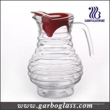 Pot de jet de 1 litre / jet de verre 1.7L (GB1113F)