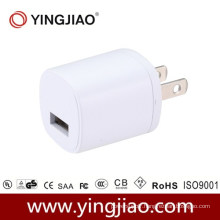 5V 1.2A 6W DC White USB Wall Charger with CE