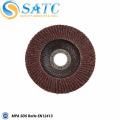 discos abrasivos de flap abrasivo de alta qualidade para polidor