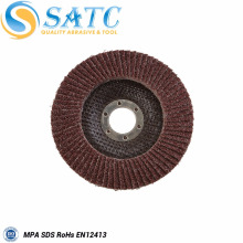 high quality abrasive flap disc backings for polisher