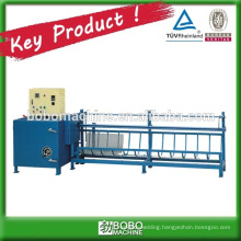 cutting machine for endless cable casing conduit