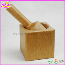 Wooden Mortar (W18A001)