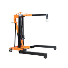 0.5TON Engine Motor Hoist Cherry Picker Shop Crane Lift - Foldable