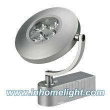 Lumière ronde à 4 watts à haute puissance