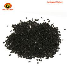 China, fabricante, coco, cáscara, carbón activado