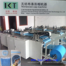 Machine non-tissée pour la fabrication de casquette Bouffant de clip de Mob Kxt-Nwm02 (CD d'installation attaché)
