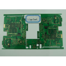 0.4 Mm 25 Layerthickness Multilayser Pcb Board With Many Bga And Min Hole Diameter Is 0.15mm
