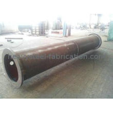 OEM Industrial Mechanical Engineering Fabrication With Q345