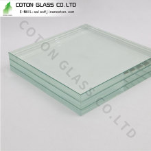 Laminated Glass Sliding Door
