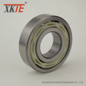 Conveyor Trough Idler Nylon Bearing 6308 TN9 / KA