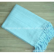 Bamboo Throw, Bamboo Blanket, Bamboo Fiber Throw Bb-09121