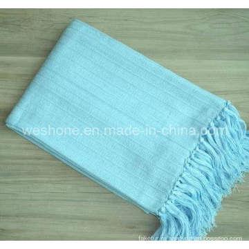 Throw бамбука, бамбук одеяло, бамбуковое волокно бросить Bb-09121
