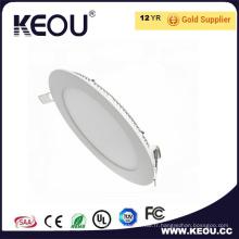 Keou Light Vente en gros 12W 15W LED Panneau Ra> 80 AC100-265V