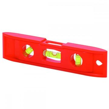 Plastic 6 In. Torpedo Level with Magnetic Strip