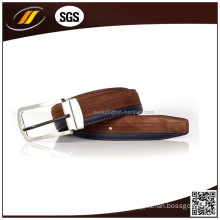 Cow Hide Alloy Buckle Reasonable Pricing Top Grain Leather Belt