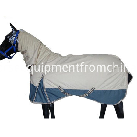 600d waterproof horse rug
