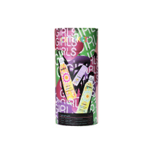 Colorful cylinder Tube Packaging Box