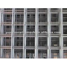 concrete Steel welded wire mesh panel