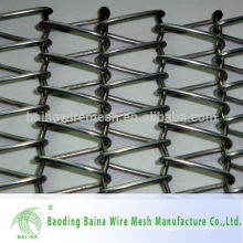 stainless steel Flat wire belt for conveyor