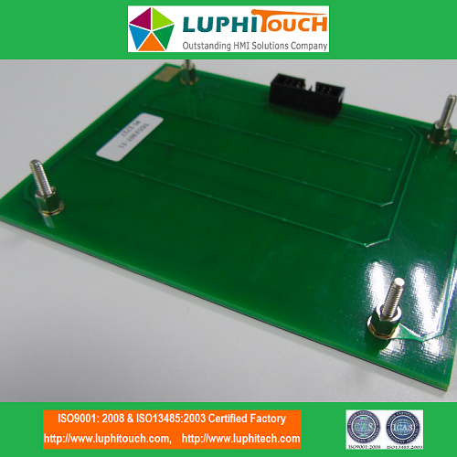 Rigid PCB Circuit BOLT Screw Locking Membrane Keypad