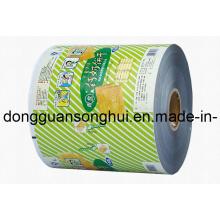 Empaquetado de Galletas Película / Alimentos Película / Rollo Embalaje de Galletas