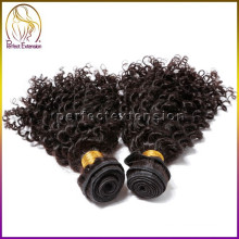 frete de china 1b cabelo humano natural mongol reta cabelo crespo tecer