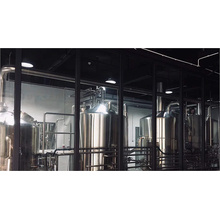 8 BBL 4 Vessel Brewhouse Beer Making Machine