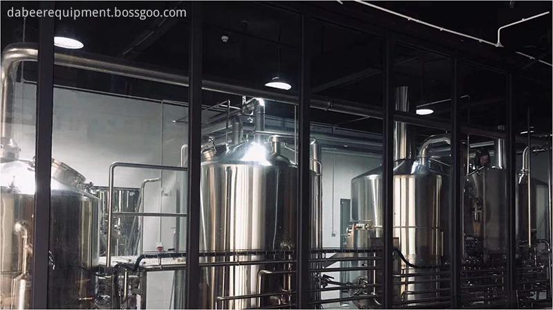 4 Vessel Brewhouse 1000l