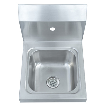 Commercial Stainless Wall Hung Basin