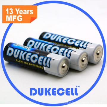 Bateria Popular com AA Tamanho Lr6 Bateria 1.5voltage