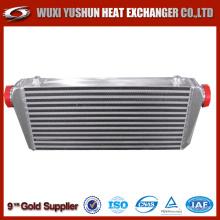 Hot Selling Customized Plate Bar Aluminum Intercooler