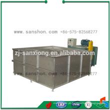 China Tipo de caixa vegetal secagem máquinas