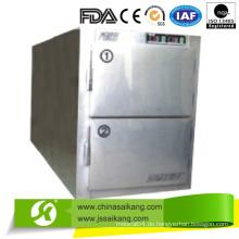 China Produkte Medizinischer Kühlschrank (2 Leichen)