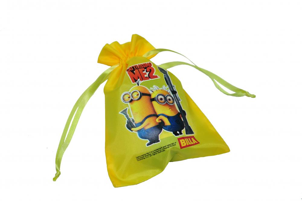 Nylon Drawstring Pouch For Toys