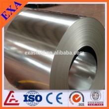 Bobina de acero galvanizado por inmersión en caliente / bobina de GI / bobina de bobina laminada en frío