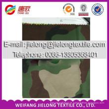 estoques de tecido impresso de camuflagem em weifang