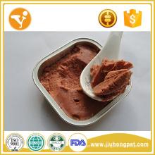 Cat Snack Aliments en chats en conserve Beef Flavour High Quality Wet Cat Food