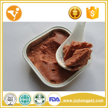 Cat Snack Conservas de Alimentos para Gatos Alimentos de Carne Alimentos de gato molhado de alta qualidade