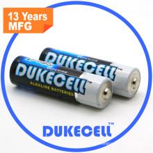 Batterie sèche de la batterie Lr6 Am3 de 1.5V