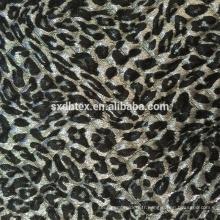 dorure de tissu de broderie patchwork avec tissu de maille