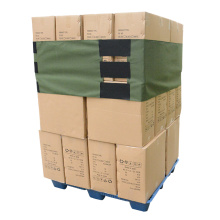 Reusable Pallet Cover Alternative to be Stretch Film