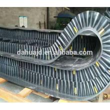 China supplier iron industrial use burning resistant conveyor belt rubber belt