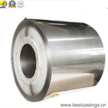 Bobine d'acier inoxydable 201 laminée à froid d'usine de la Chine
