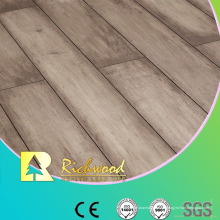 Household12.3mm E0 AC4 Woodgrain Textur Eiche wasserdicht laminierten Boden