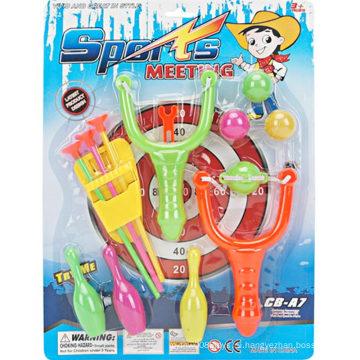 Пластмассовая игрушка для стрельбы из рогатки