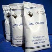 Mit ISO-Zertifikat Zinkchlorid 98,0%
